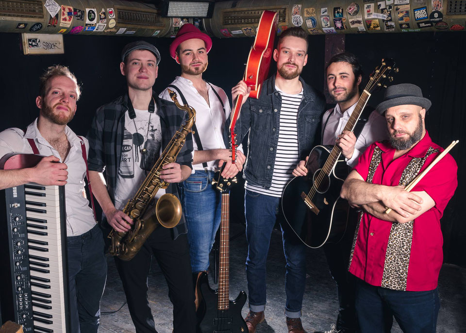 The Handsome Apes - Musiker der Woche 17