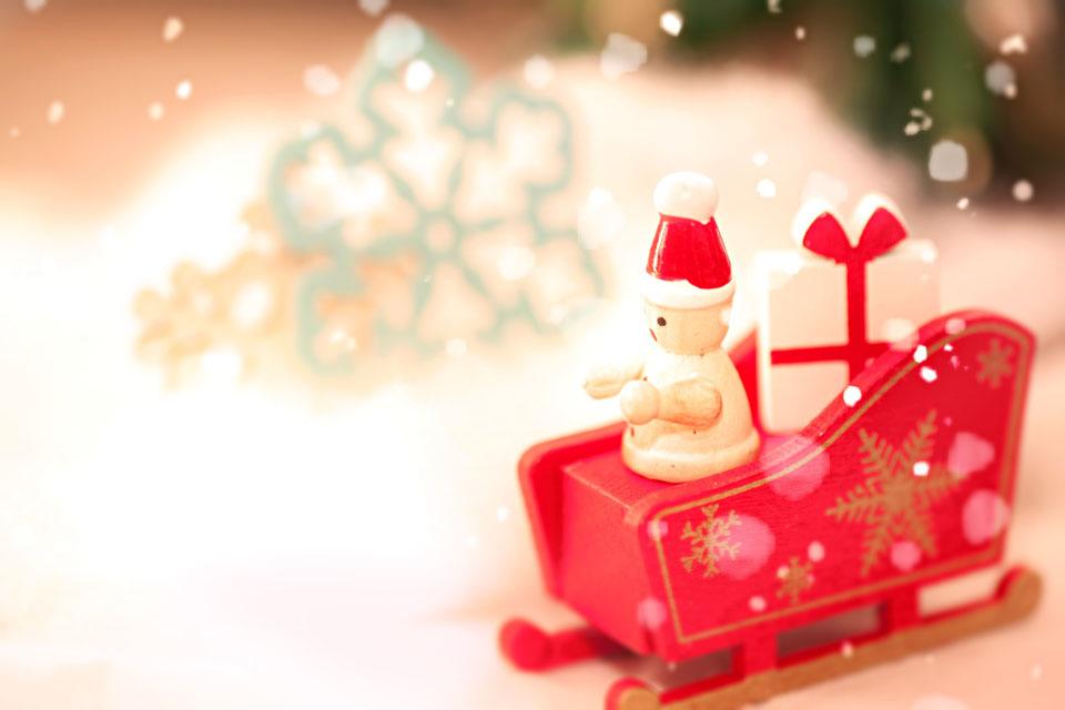 クリスマスプレゼントに枕はいかが?