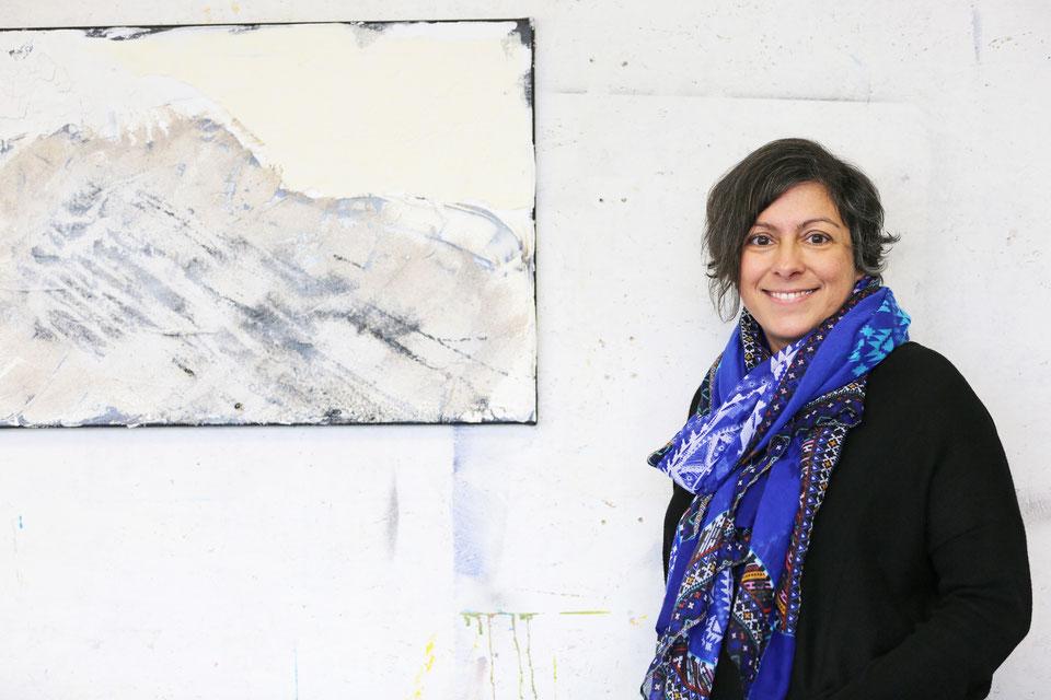 intuitive Malerei, Manuela Mordhorst, Lebensbilder, Bilder und Lebensräume, Auftragsarbeiten