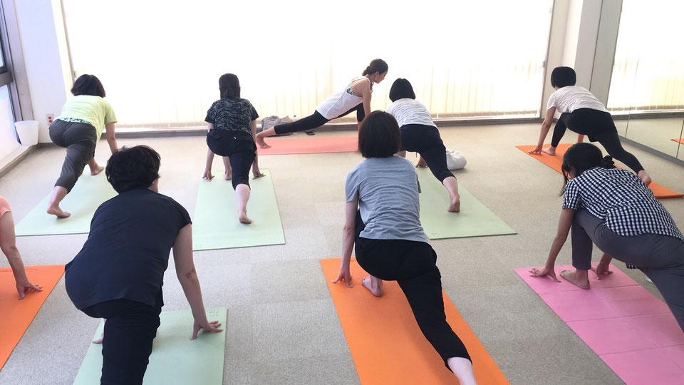 ネリヨガ 石神井公園クラスの画像