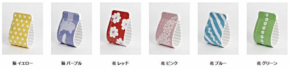 花レッド 花ピンク 花ブルー