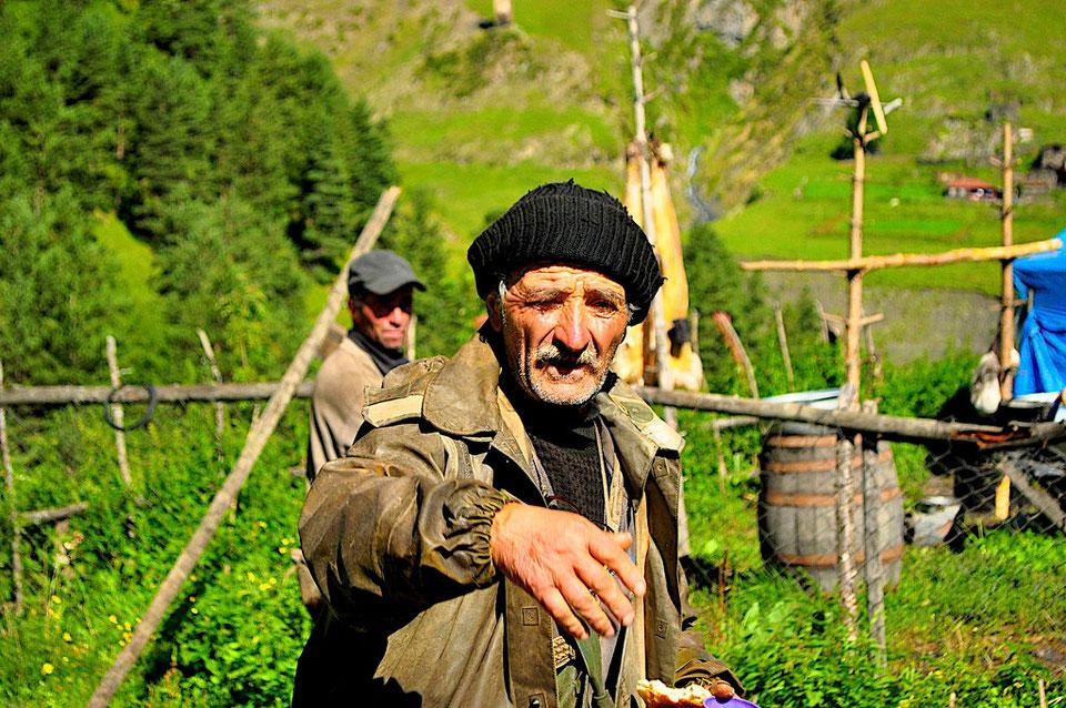 georgian people country - 650×432