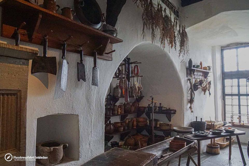 Marksburg Küche