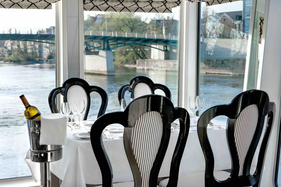 River Princess Uniworld Restaurant