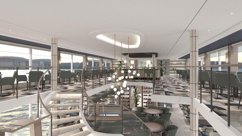 MS VIVA TWO Restaurant & Lounge