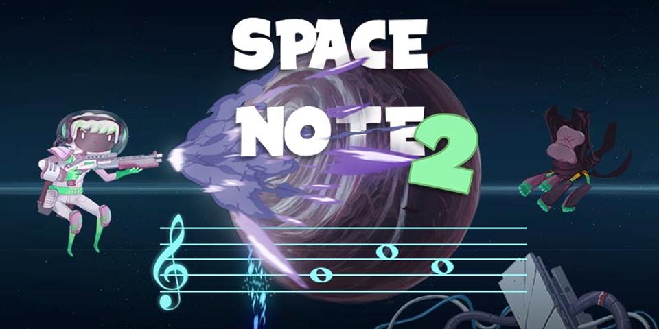 jeu Space Note
