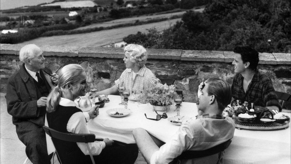 """Victor Sjöström in """"Il posto delle fragole"""" di Ingmar Bergman"""
