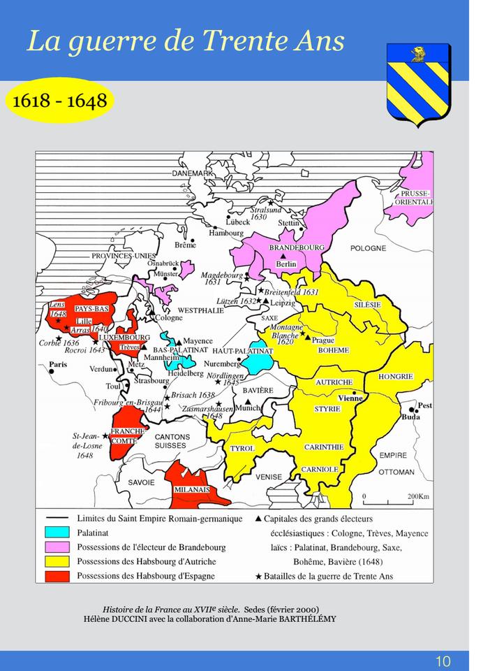 10-La guerre de Trente ans