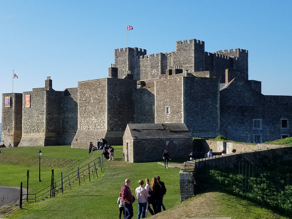 Dover Castle, Great Tower von Henry I.