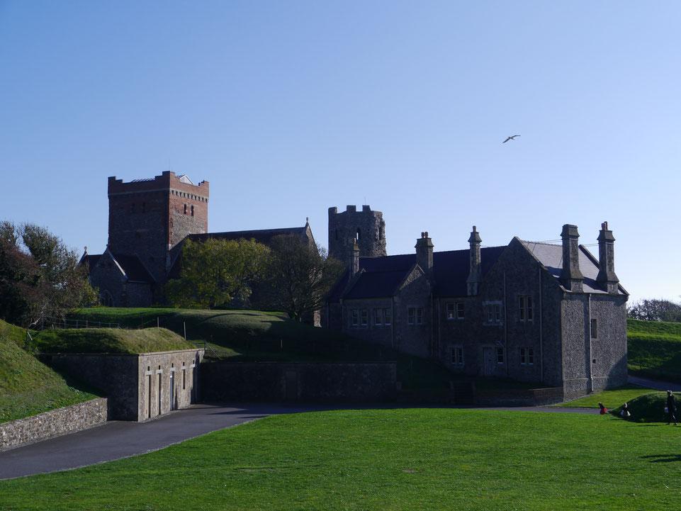 Teil der Schlossanlage und Kasernen
