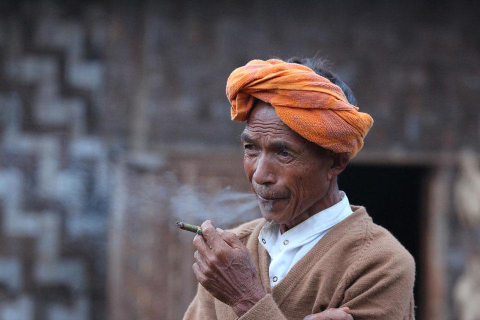 selbstgedrehte Zigarre - eine gute Einkommensquelle