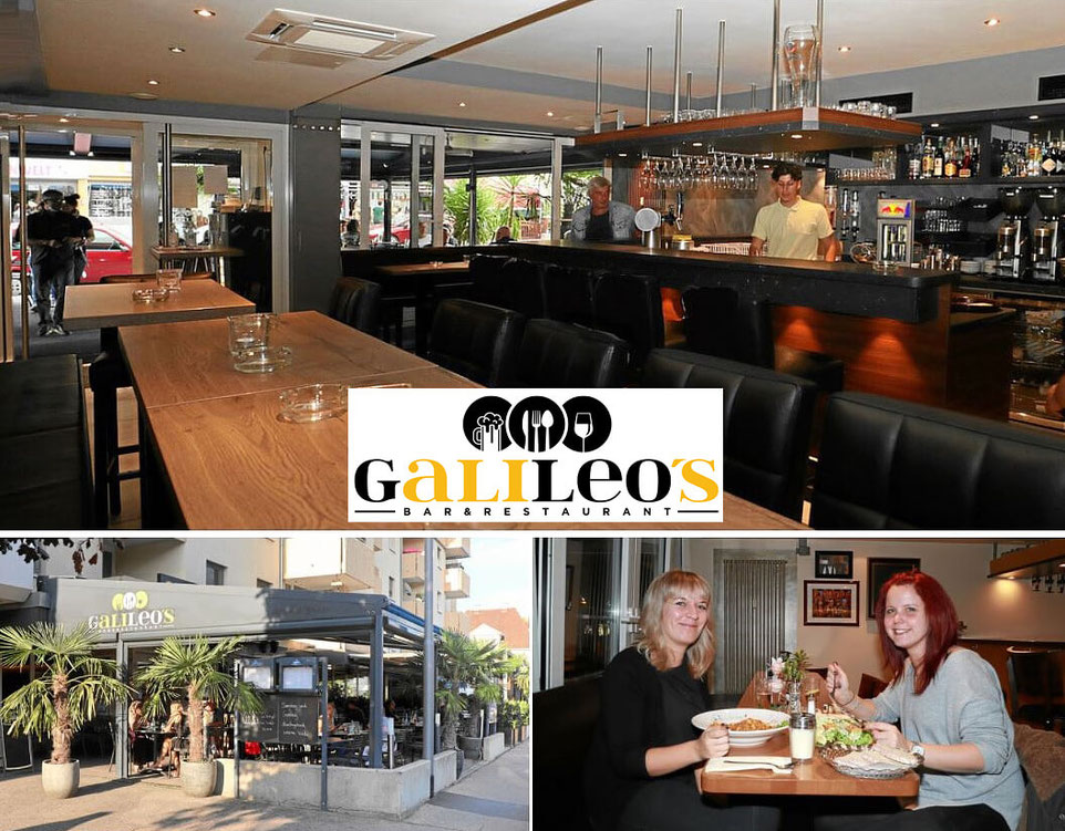 Galileos Restaurant in Weil am Rhein