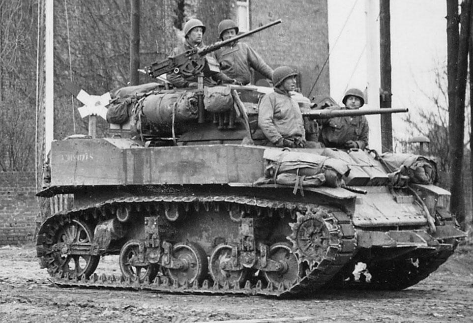 Construire un char presque moitié moins lourd qu'un M3 Stuart est un véritable défi technologique tant ce dernier est déjà très léger