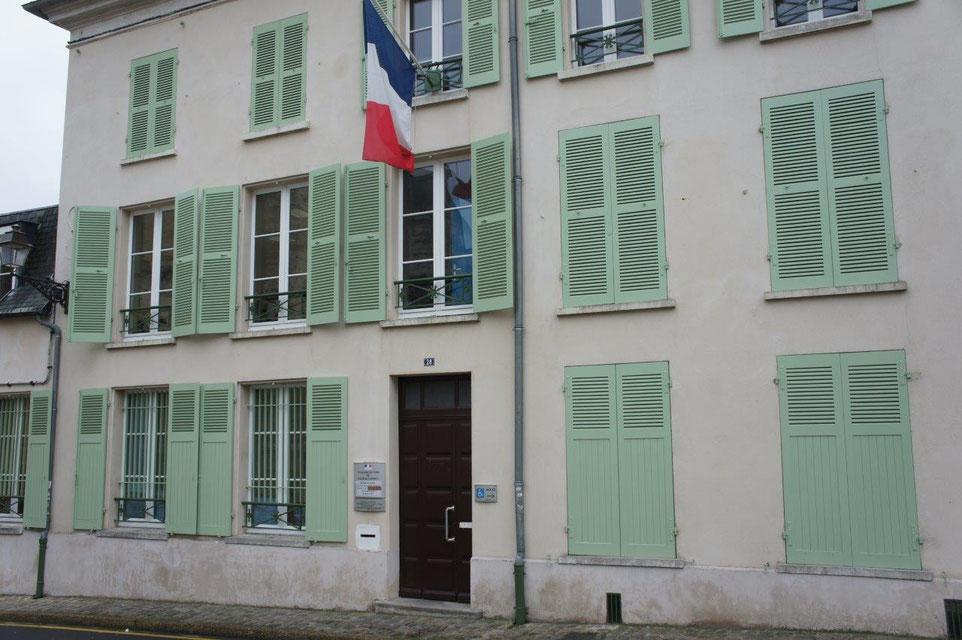 La sous-préfecture de Château-Thierry.