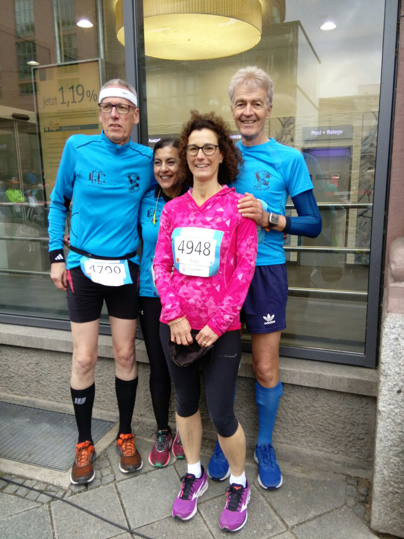 Bild von links: Udo Seimetz, Birgül Sapancilar, Anja Krebs, Wolfgang Aab