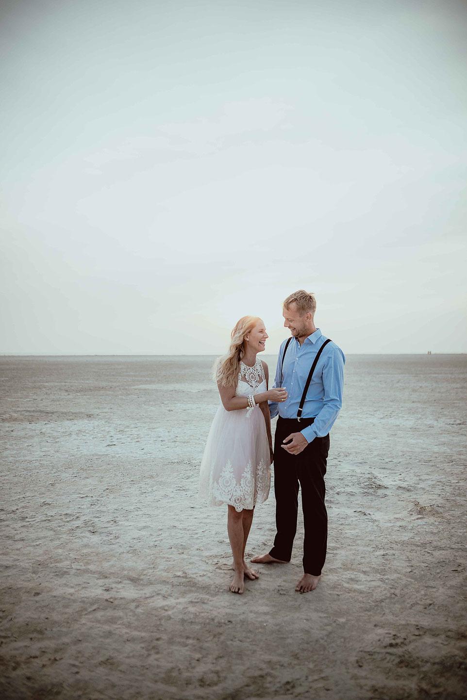 Nordsee Hochzeit