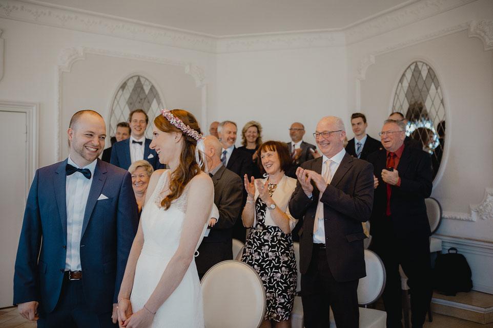 Hochzeit in Köpenick