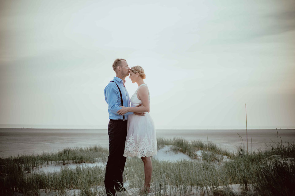 Afterwedding Shooting Sankt Peter Ording