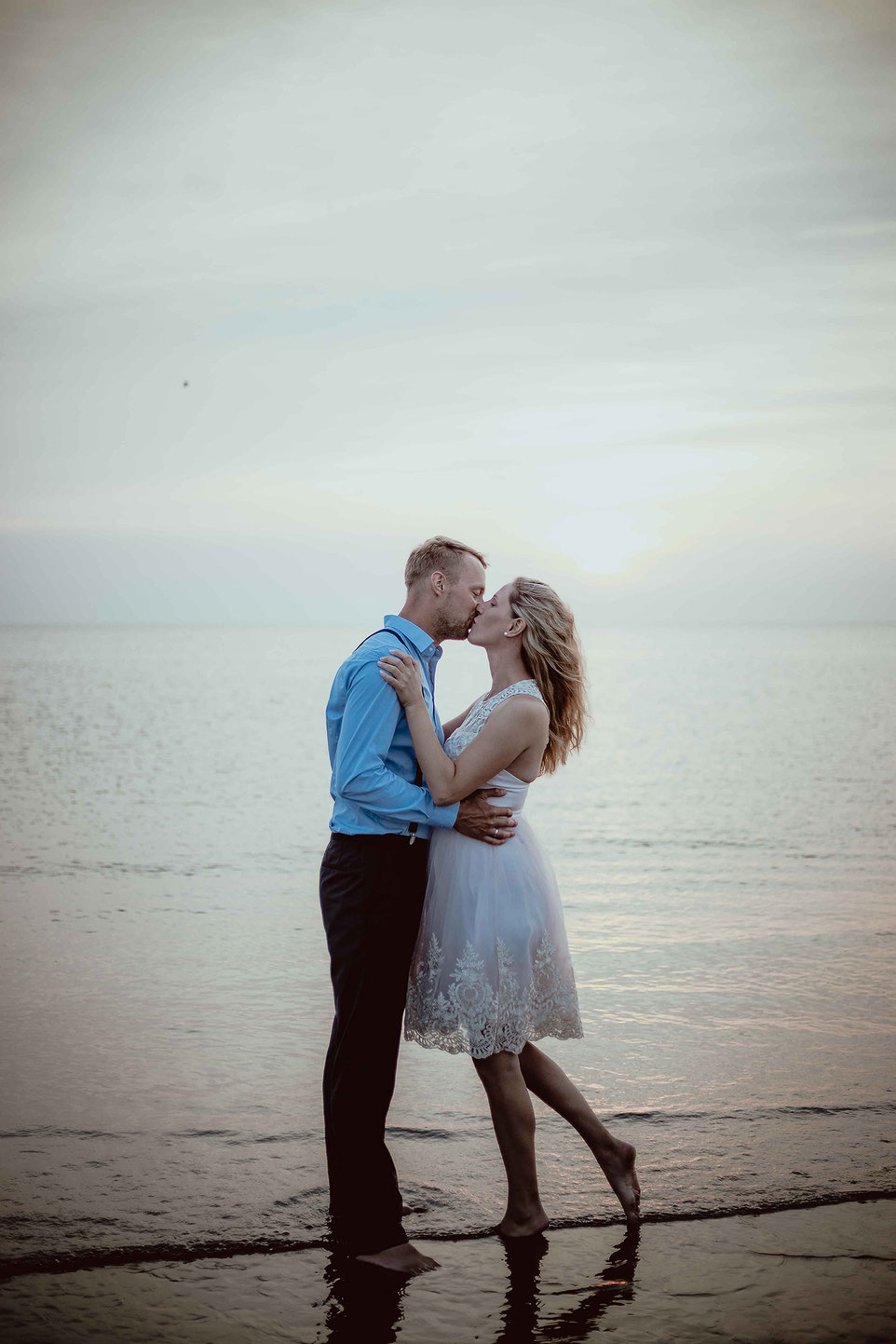 Hochzeitsfotografie Sankt Peter Ording
