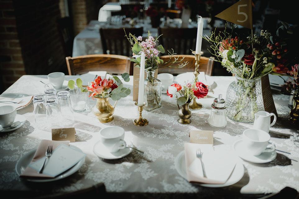 wannamary.de Hochzeitsdekoration