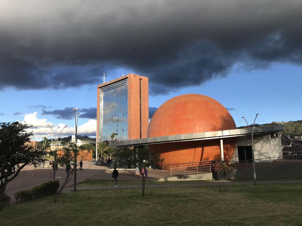 Planetarium von Cuenca