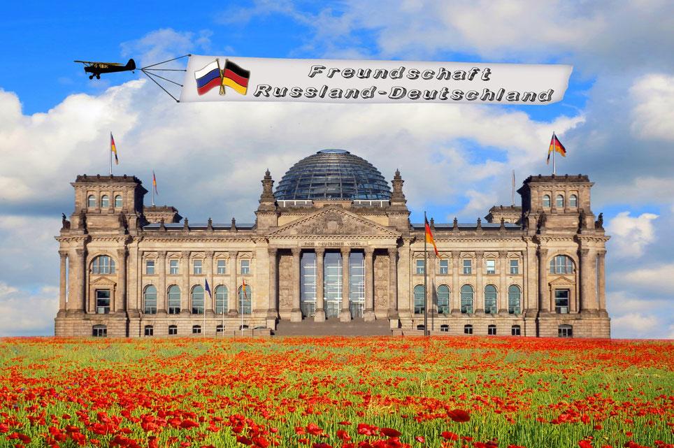 Freundschaft Russland-Deutschland