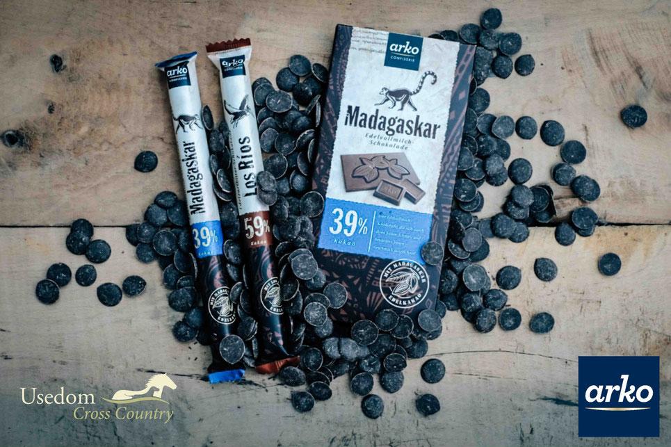 Das Confiserie- und  Kaffeeunternehmen arko spendet an die Welthungerhilfe.   Foto: ExperiArts-Entertainment- Jana Lyons
