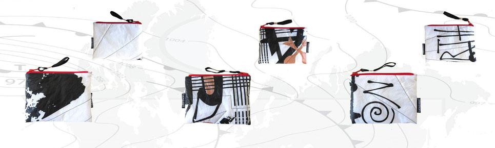 SMABA - POUCHES - kleine Taschen