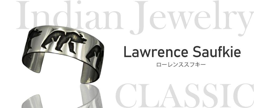Lawrence Saufkie(ローレンススフキー)氏の作品を高価買取しております。