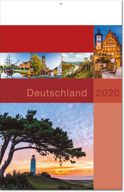 """Bildkalender """"Deutschland"""" 2019"""