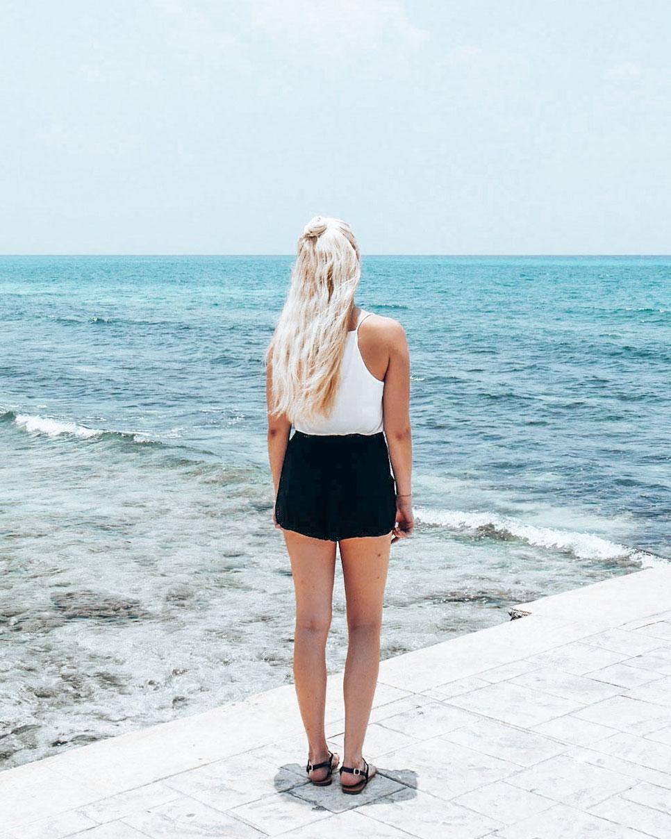 Play del Carmen Beach