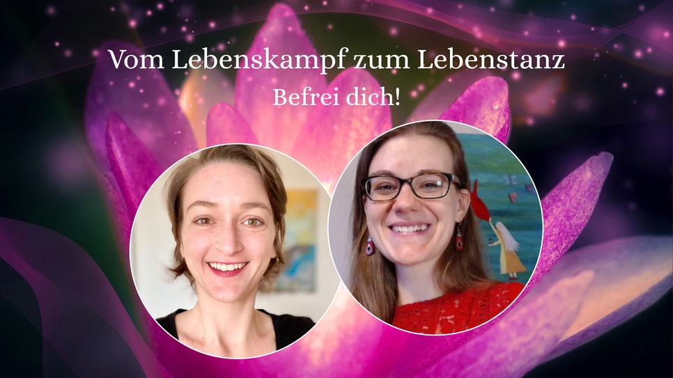 Vom Lebenskampf zum Lebenstanz - Noemi Tejeda, Fabienne Hofmann