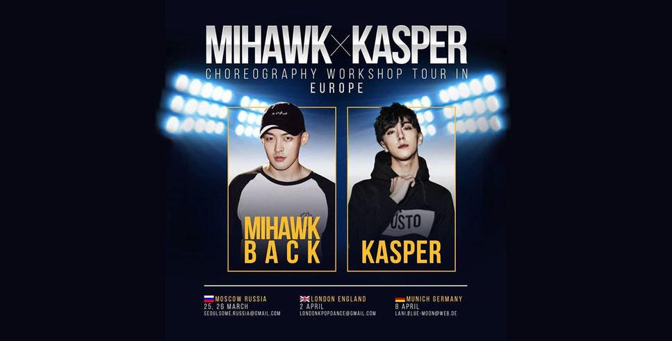 Mihawk Back x Kasper Workshop 2017