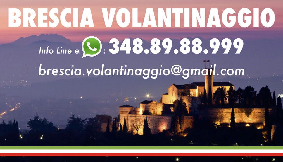 Volantinaggio Brescia - distribuzione volantini Brescia