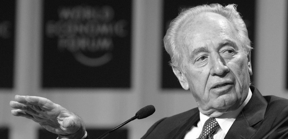 Schimon Peres Biografie im Biografien-Blog Eulengezwitscher