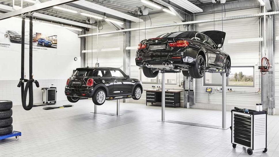 BMW Vogl Werkstatttest