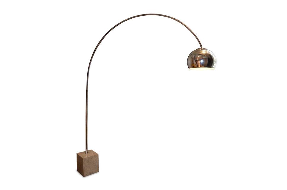 Lampada Arco Reggiani anni '60