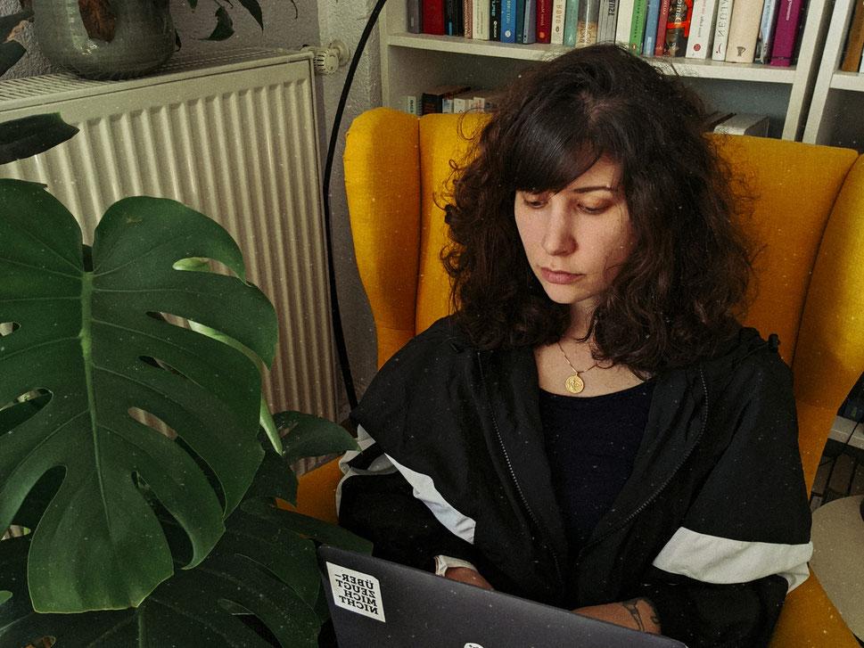 März 2020, (c) Jasmin Schreiber