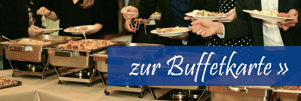 Buffetkarte vom Haus Seeblick