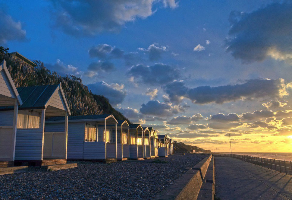 Best beach huts - Bexhill in UK - Copyright Malcom Browne - European Best Destinations