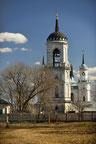 Церковь Владимирской иконы Божией Матери в Быково .