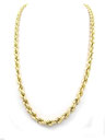 Collana Fune in oro giallo 18 KT   Referenza:  IS1452G