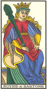 Reine de Bâtons