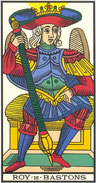 Roi de Bâtons