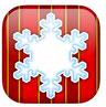 ook app om sneeuwvlokken te maken