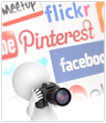 Social Media Marketing Services - Die Foto-Plattformen