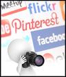 Social Media Marketing Services - Die Foto-Plattformen