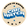 Logo CAR WATCH AUTOKINO Köln