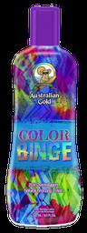 Color Binge Iconic Australian Gold Zonnebank creme bronzer zoncosmetica DHA cosmetisch natuurlijk