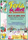 6ª Feria de Abril. 2018